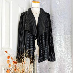 🆕 Shape FX Black Jacket Sz 12